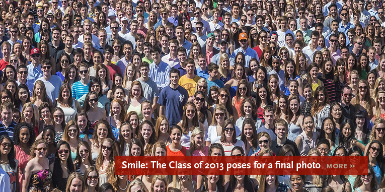 Smile: The Class of 2013