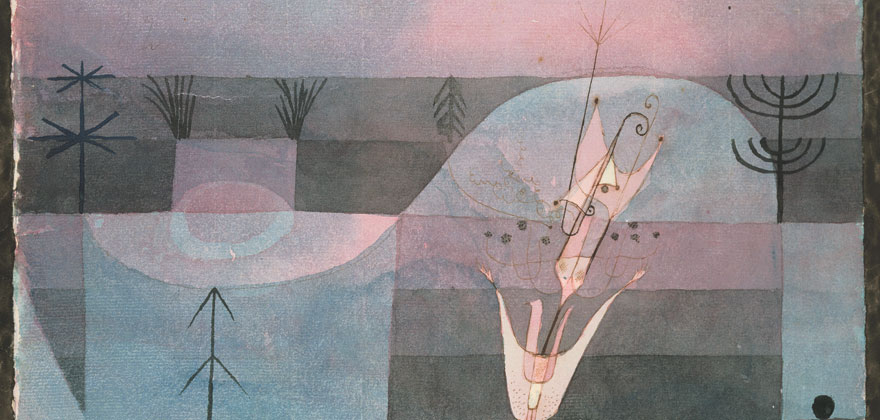Paul Klee From Nature to Art Philosophical Vision
